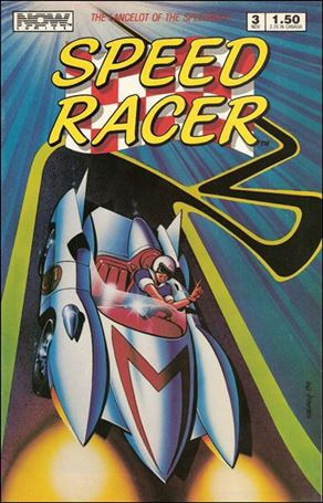 Speed Racer (1987) 3-A