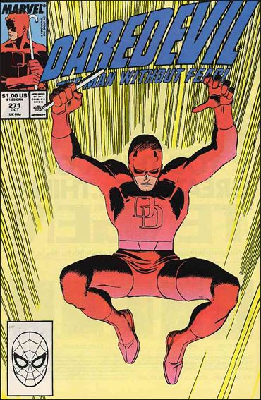 Daredevil (1964) 271-A by Marvel