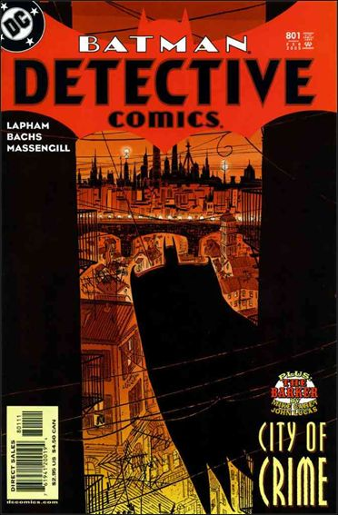 Detective Comics (1937) 801-A by DC