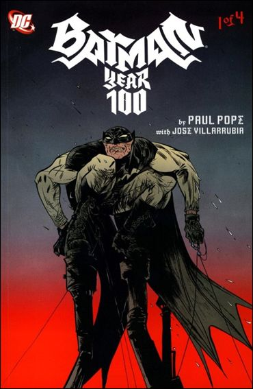 Batman: Year 100 1-A by DC