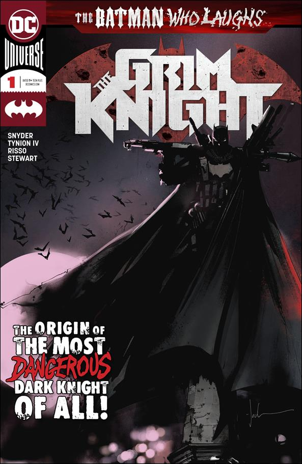 Batman Who Laughs: The Grim Knight 1-A by DC