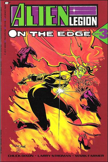 Alien Legion: On the Edge 3-A by Epic