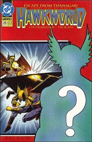 Hawkworld (1990) 25-A