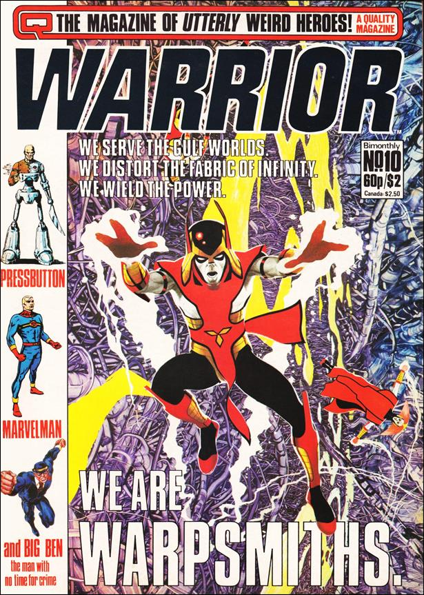 Warrior (UK) 10-A by Quality Communications