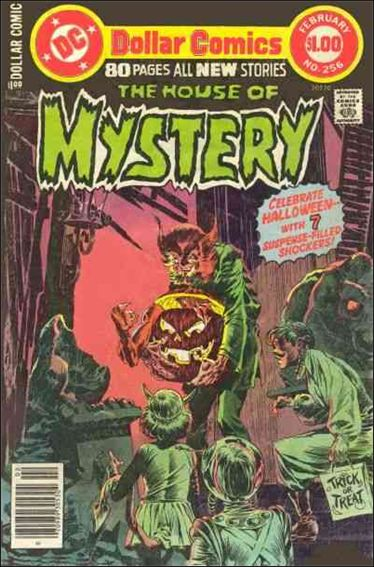 House of Mystery (1951) 256-A by DC
