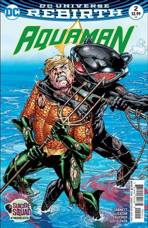 Aquaman (2016) 2-A