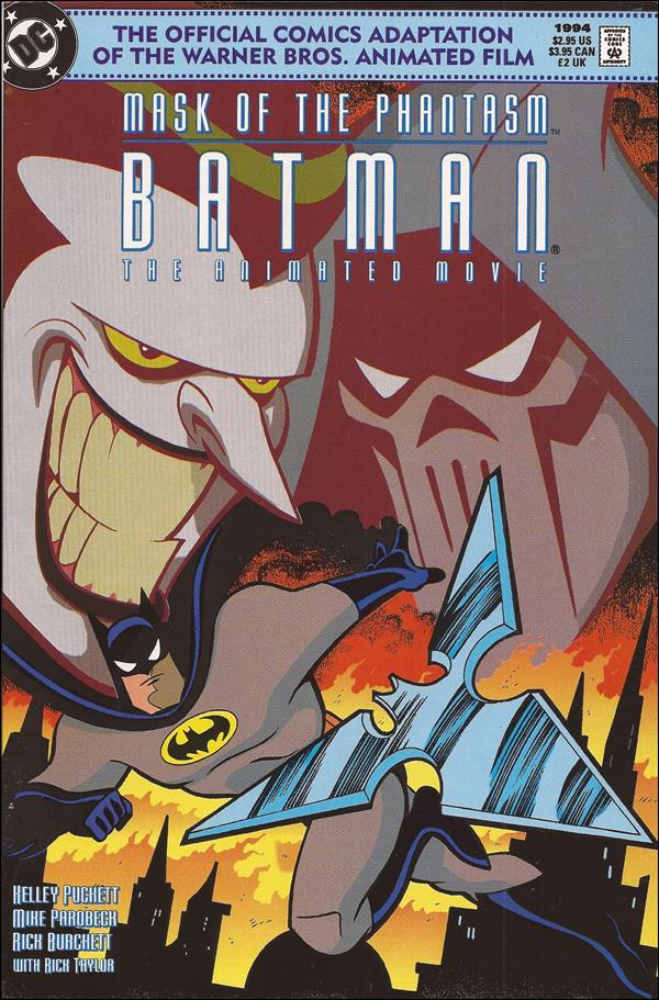 Batman: Mask of the Phantasm - The Animated Movie 1-B by DC