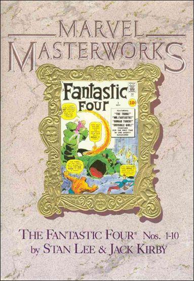 Marvel Masterworks 2-A by Marvel