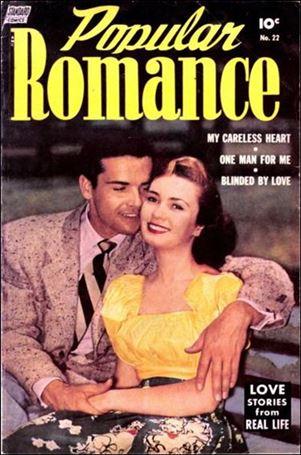 Popular Romance 22-A