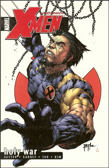 Uncanny X-Men 3-A by Marvel