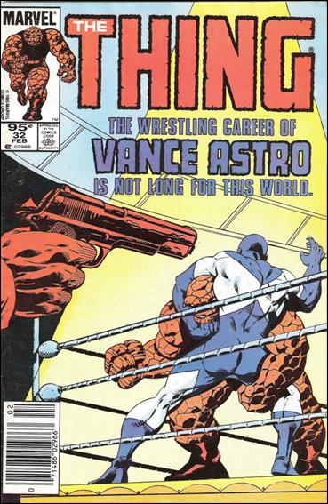 Thing (1983) 32-B by Marvel