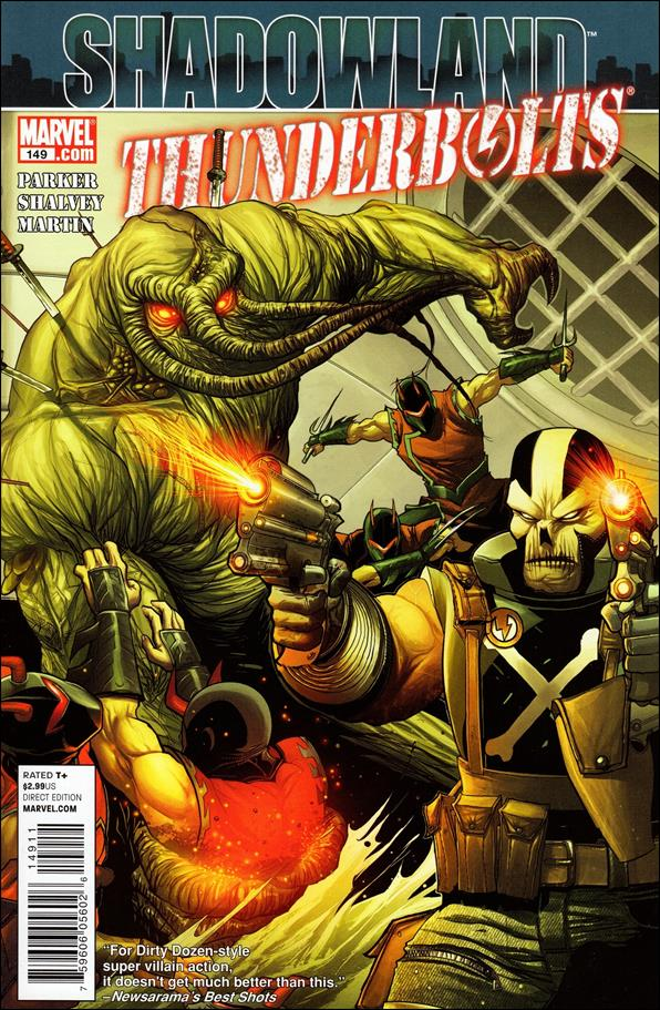 Thunderbolts (1997) 149-A by Marvel