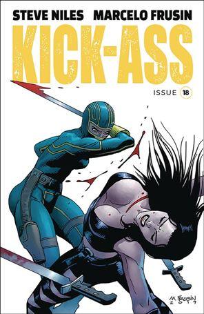 Kick-Ass (2018) 18-A