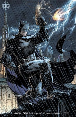 Justice League (2018) 1-B