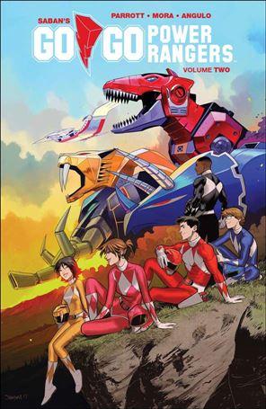 Saban's Go Go Power Rangers 2-A