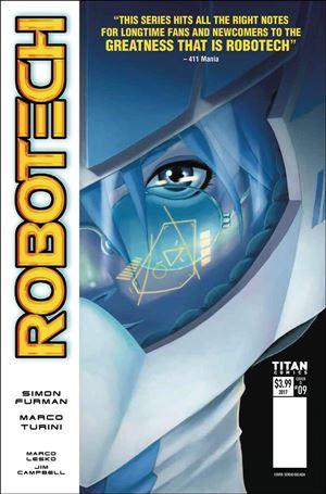 Robotech (2017) 9-C