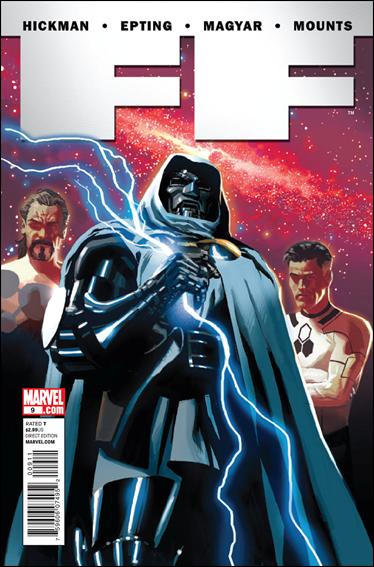 FF (2011) 9-A by Marvel
