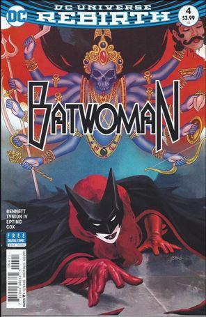 Batwoman (2017) 4-A