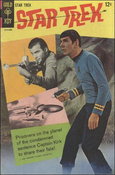 Star Trek (1967) 2-A by Gold Key