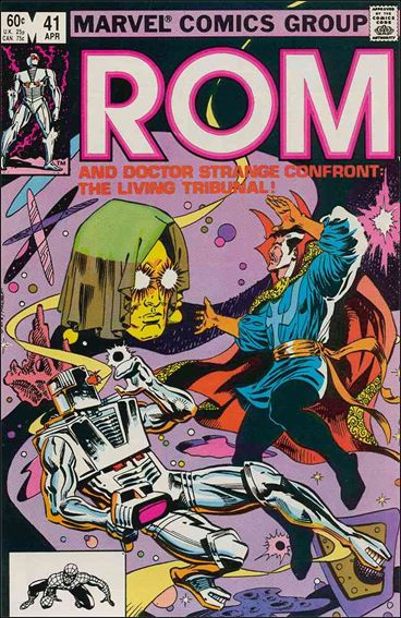 ROM 41-A by Marvel