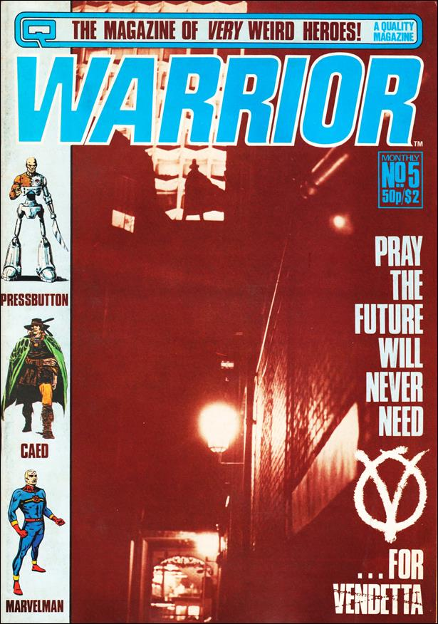 Warrior (UK) 5-A by Quality Communications