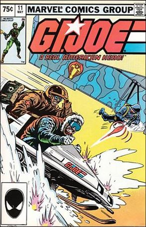G.I. Joe: A Real American Hero 11-B