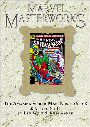 Marvel Masterworks: The Amazing Spider-Man 16-B