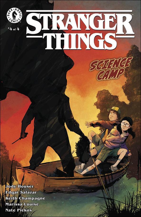 Stranger Things: Science Camp 4-B by Dark Horse