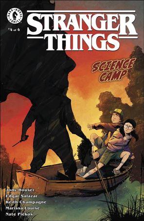 Stranger Things: Science Camp 4-B
