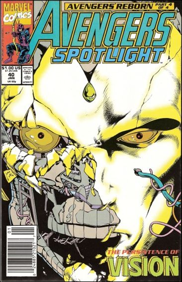 Avengers Spotlight 40-A by Marvel