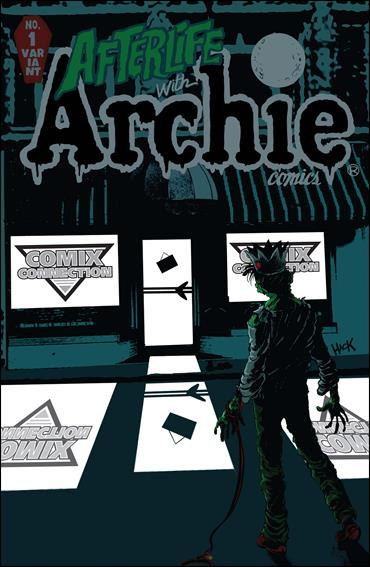 Afterlife with Archie 1-EP by Archie