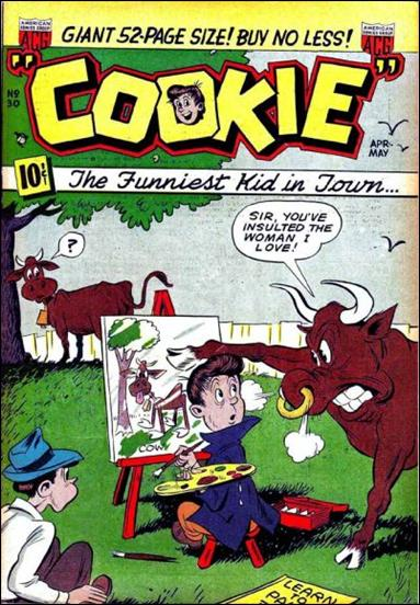 Cookie 30-A by American Comics Group (ACG)