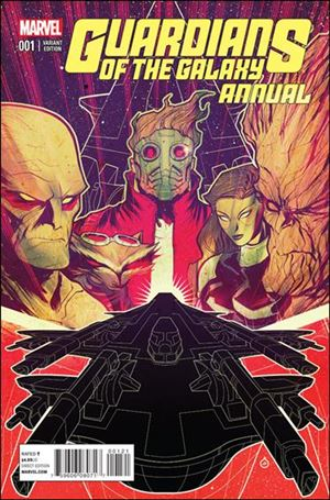 Guardians of the Galaxy Annual (2015) 1-B