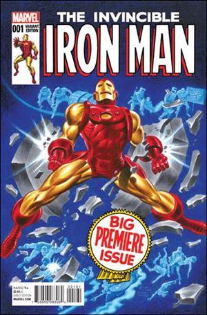 Invincible Iron Man (2015)  1-F