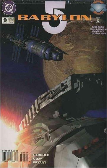 Babylon 5 9-A by DC