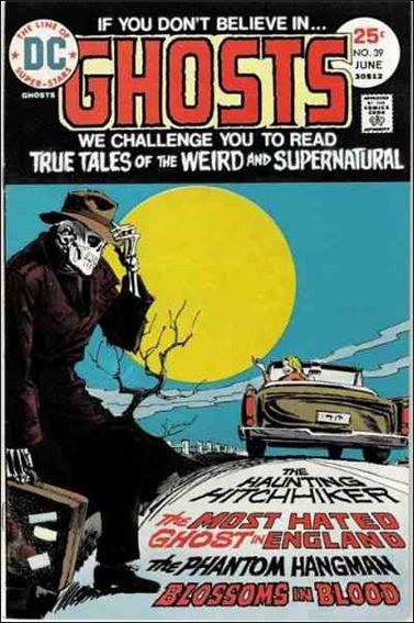 Ghosts (1971) 39-A by DC