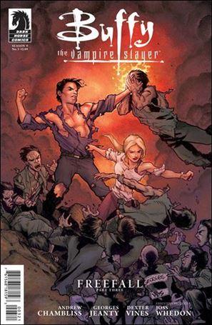 Buffy the Vampire Slayer Season 9 3-B