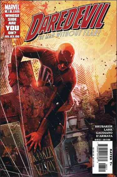 Daredevil (1998) 83-A by Marvel