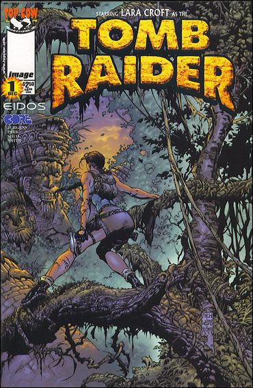 Tomb Raider: The Series 1-C by Top Cow