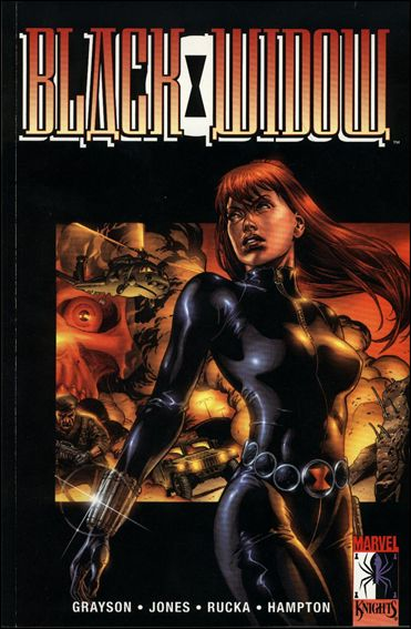 Black Widow 1-A by Marvel
