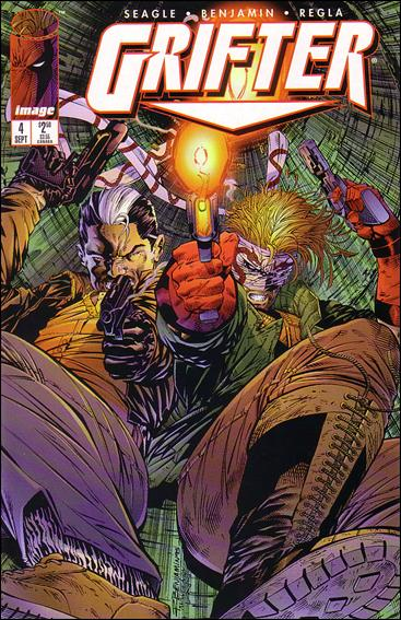 Grifter (1995) 4-A by Image