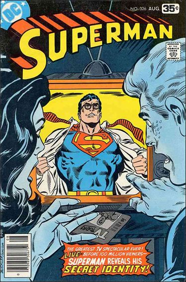 Superman (1939) 326-A by DC