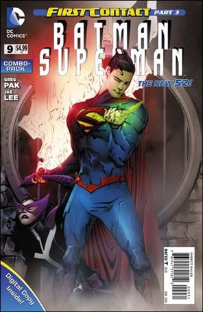 Batman/Superman 9-C