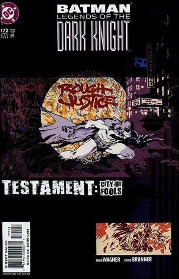 Batman: Legends of the Dark Knight 172-A by DC