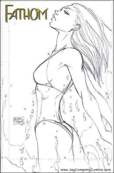 Fathom (1998) 1-F by Top Cow