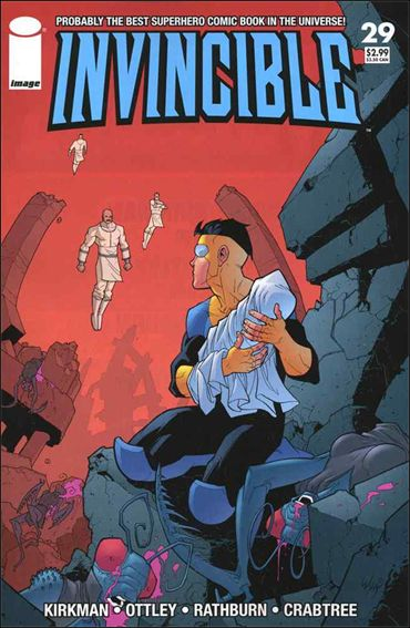 Invincible 29-A by Image