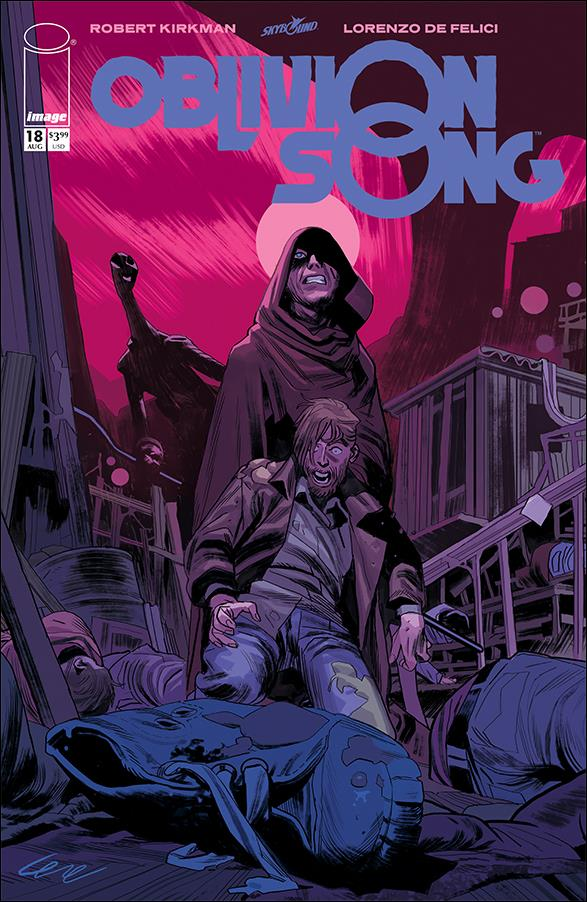 Oblivion Song 18-A by Skybound Entertainment