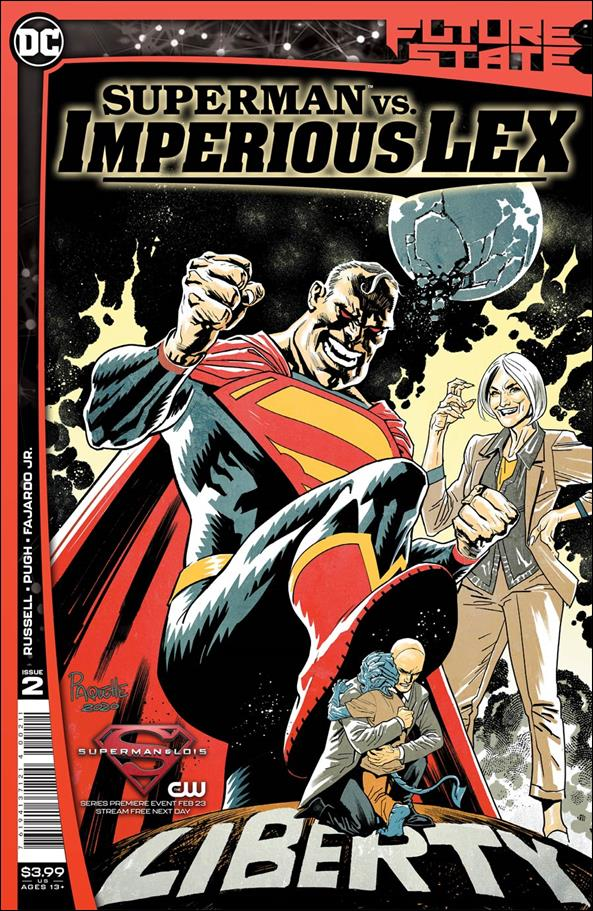 Future State: Superman vs Imperious Lex 2-A by DC