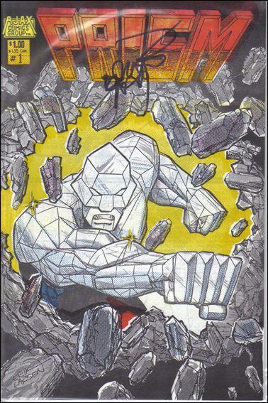Prism 1-A by Ajax Comics Group