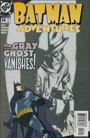 Batman Adventures (2003) 14-A